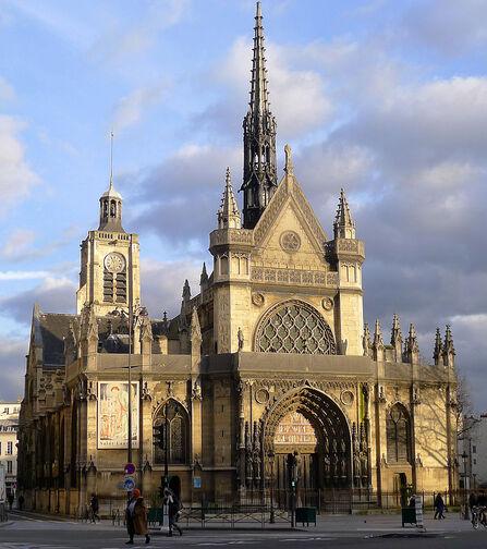 Image illustrative de l'article Église Saint-Laurent de Paris