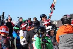 Une journée au ski (Février 2018)