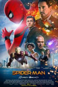 Spider-Man: Homecoming : Après ses spectaculaires débuts dans Captain America : Civil War, le jeune Peter Parker découvre peu à peu sa nouvelle identité, celle de Spider-Man, le super-héros lanceur de toile. Galvanisé par son expérience avec les Avengers, Peter rentre chez lui auprès de sa tante May, sous l'œil attentif de son nouveau mentor, Tony Stark. Il s'efforce de reprendre sa vie d'avant, mais au fond de lui, Peter rêve de se prouver qu'il est plus que le sympathique super héros du quartier. L'apparition d'un nouvel ennemi, le Vautour, va mettre en danger tout ce qui compte pour lui... ----- ...  Origine : américain Réalisation : Jon Watts Durée : 2h 14min Acteur(s) : Tom Holland,Michael Keaton,Robert Downey Jr. Genre : Action,Aventure Date de sortie : 12 juillet 2017 Critiques Spectateurs : 3,6