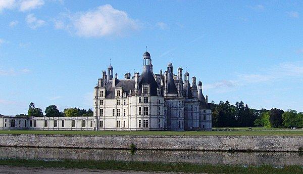 Façade est du château- 18-08-07