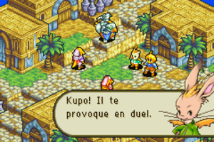 Final Fantasy Tactic Advance - Chapitre 2 - Arrive a Ivalice