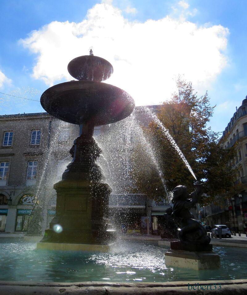 Fontaine à Castres (81)