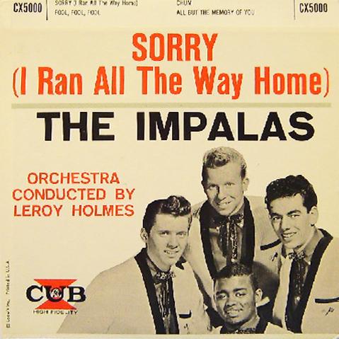 The Impalas (1) - doo-wop