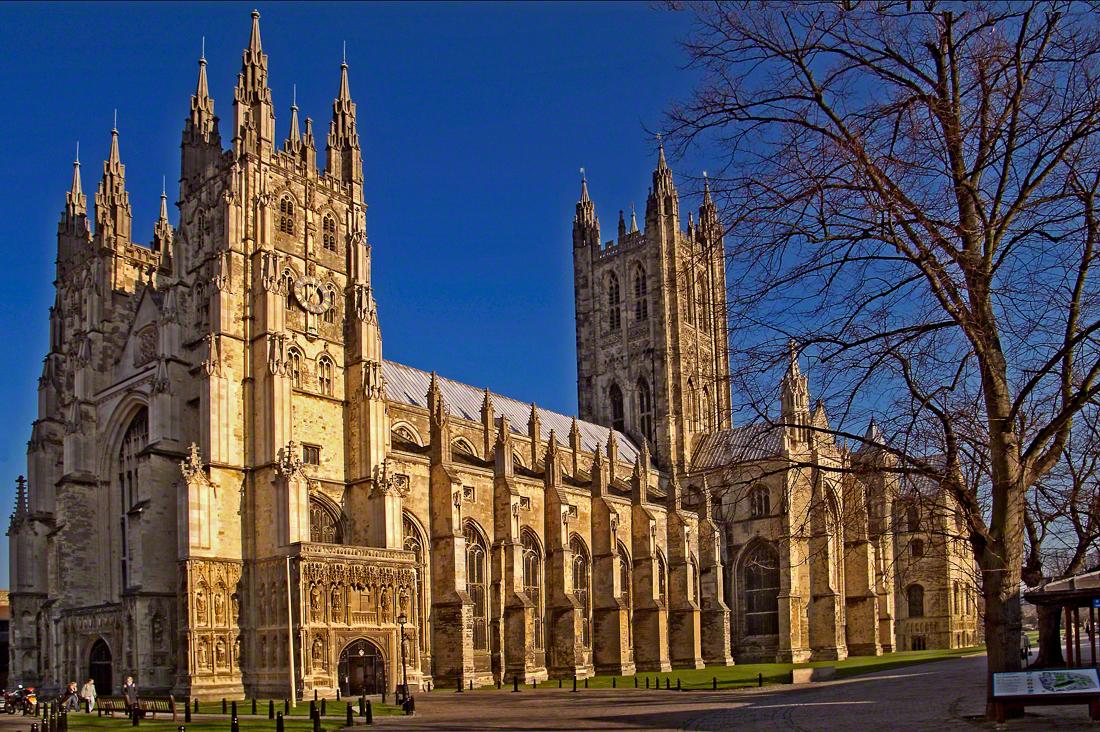 Image illustrative de l'article Cathédrale de Canterbury