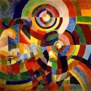 A la manière de Robert Delaunay