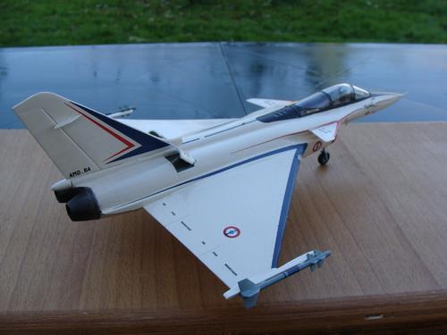 Maquette avion Rafale A prototype au 1/48