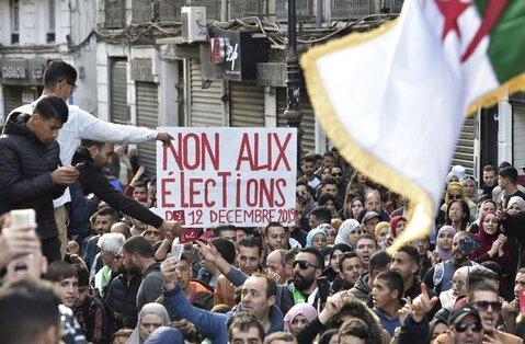 - Algérie : Poursuivre la lutte pour exprimer les aspirations démocratiques des travailleurs et des masses laborieuses face à la mascarade électorale du 12 décembre prochain