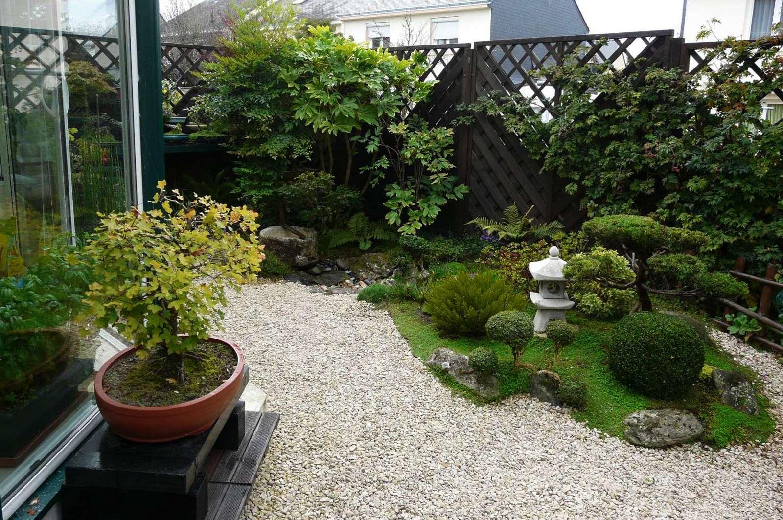 Photo Jardin Zen Chez Particulier coup d'oeil sur notre coin japonais - le nouveau blog de