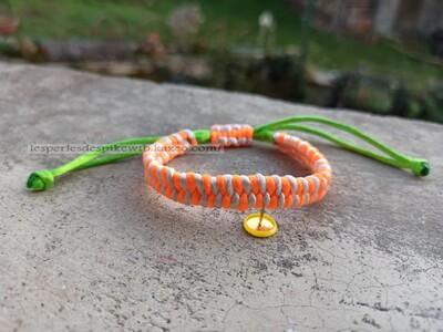 Bracelet Fishtail Knot (3 refait)