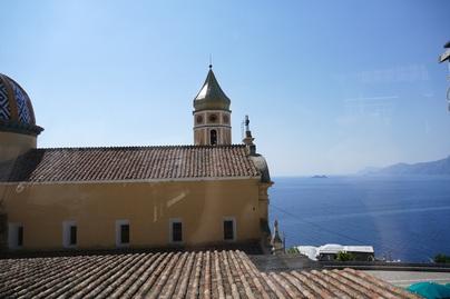 La côte Amalfitaine, suite.(croisière dans la Méditerranée) (6)