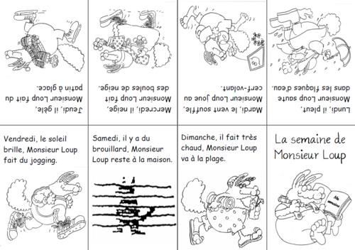 La semaine de M. Loup