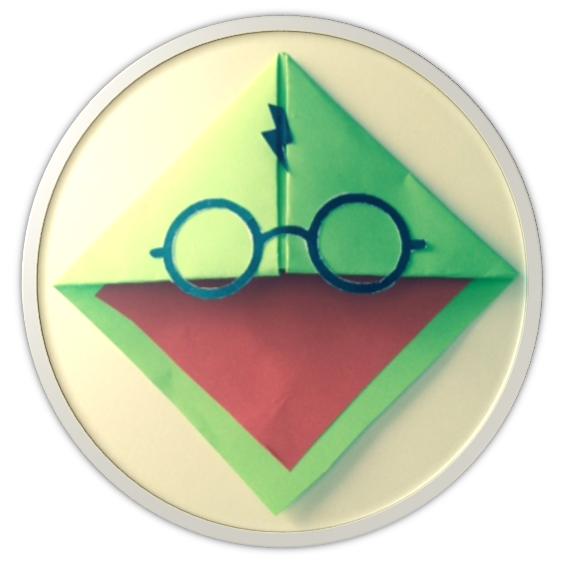 Le Marque Page Harry Potter Laeti7331