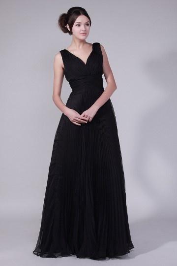 Robe longue de soiree femme ronde