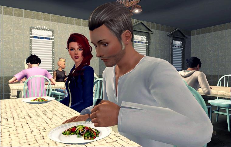 M?j 43 (6) : La soupe...ah non la salade de choux