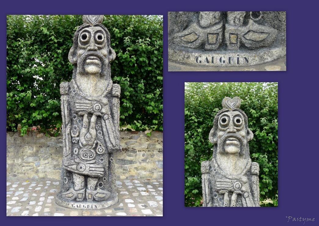 Musée Robert TATIN - Allée des Géants