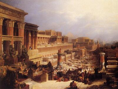 Combien d'années étaient les Israélites en Égypte?