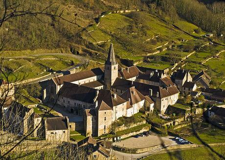 Image de l'Abbaye Saint-Pierre de Baume-les-Messieurs
