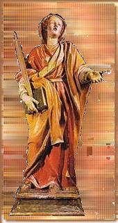 Sainte Restitude, martyre (4ème s.)