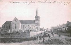 LES REMPARTS DE GUERVILLE (Seine-Maritime)
