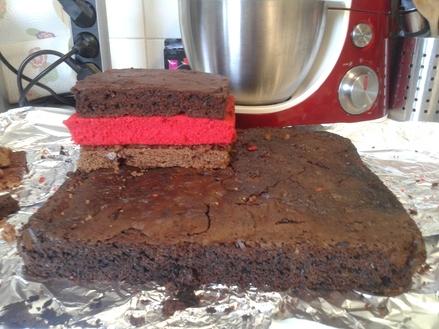 RCT gâteau d'anniversaire