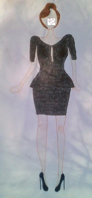 Robes pour morpho en V