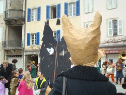 Carnaval de Saillans - Prieuré