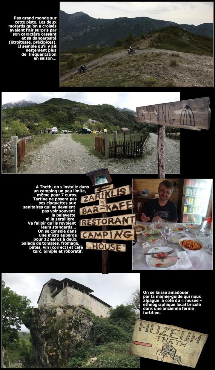 Automne 2017 : l'Albanie, c'est «roots»...