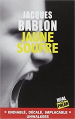 Jaune soufre de Jacques Bablon