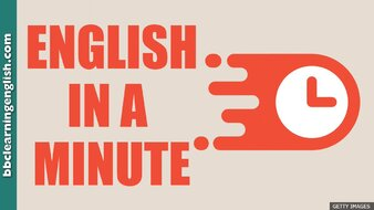 - English in a minute