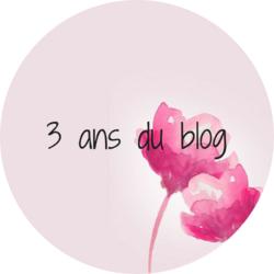 3 ans du blog