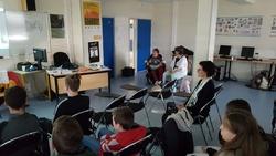 Témoignage Collège Debussy à Angers 07/03/19