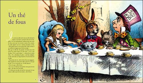 Lewis Carroll, Les Aventures d'Alice au pays des merveilles, Tenniel