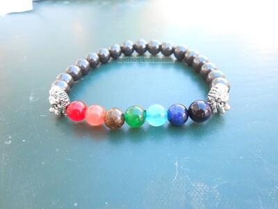 Bracelet - 7 Chakras (2)
