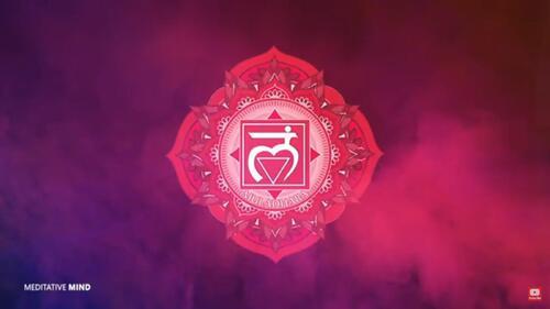 Méditation et purification des 7 Chakras principaux.
