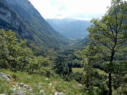 Alpes - Les dents blanches - juillet 2020