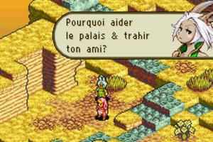 Final Fantasy Tactic Advance - Chapitre 13 - Sablier D'or
