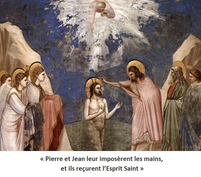 LECTURES DE LA MESSE DU DIMANCHE 17 MAI 2020. - Paroisse Saint ...