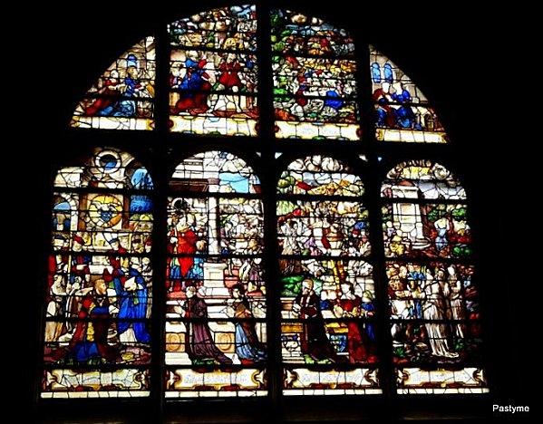 Collégiale Notre Dame Les ANdelys