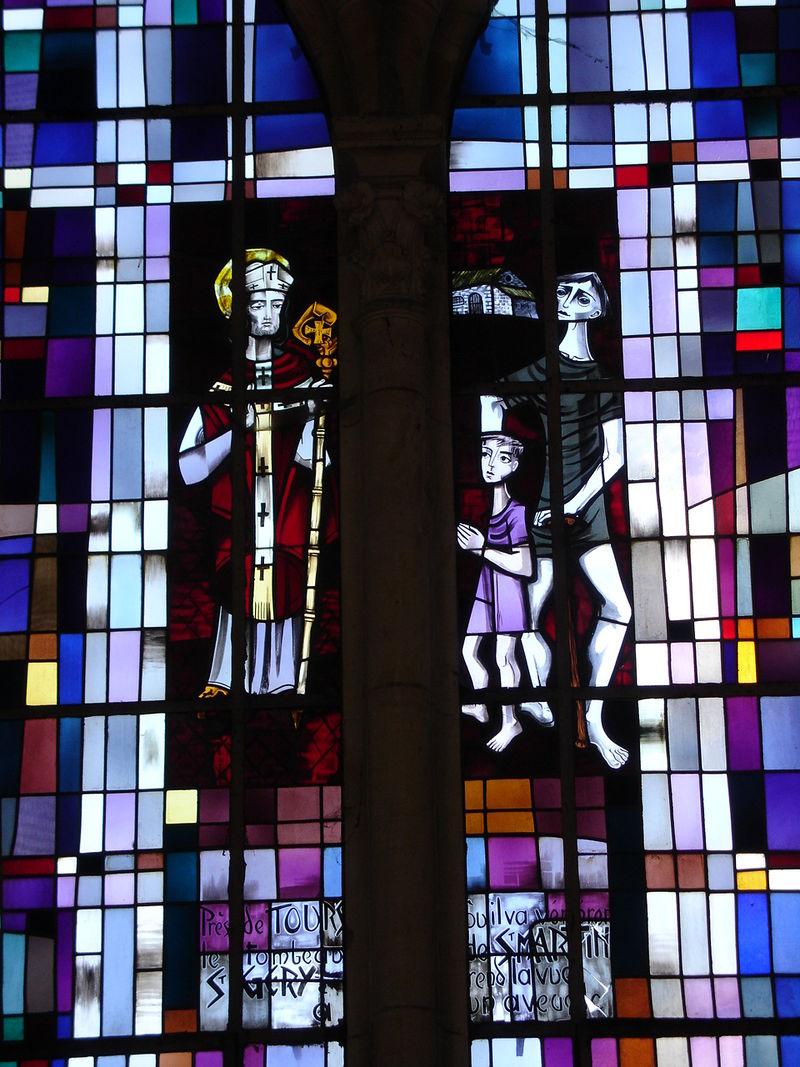 Arras église Saint-Géry vitrail 8.JPG