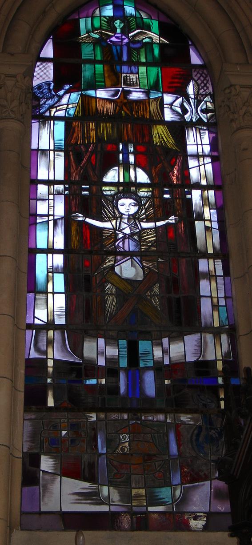 Arras église Saint-Géry vitrail 12.JPG