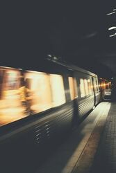 Train photography, street photography, train station photography ...