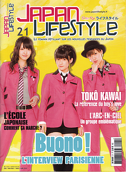 ● Buono! - Japan LifeStyle #21