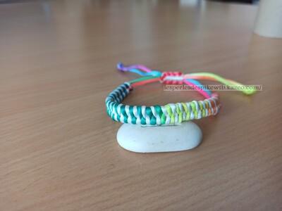 Bracelet Fishtail Knot (8 refait)