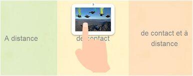 ----------------------- Des jeux pour s'entrainer --------------------- sur la modélisation des interactions par les forces