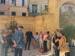 Une journée à Aix en Provence