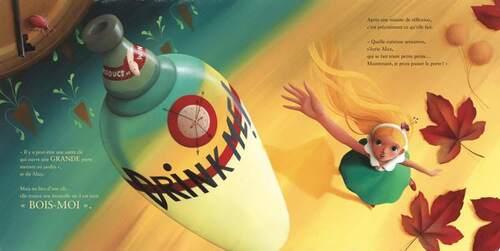 Lewis Carroll, Les Aventures d'Alice au pays des merveilles, Eric Puybaret
