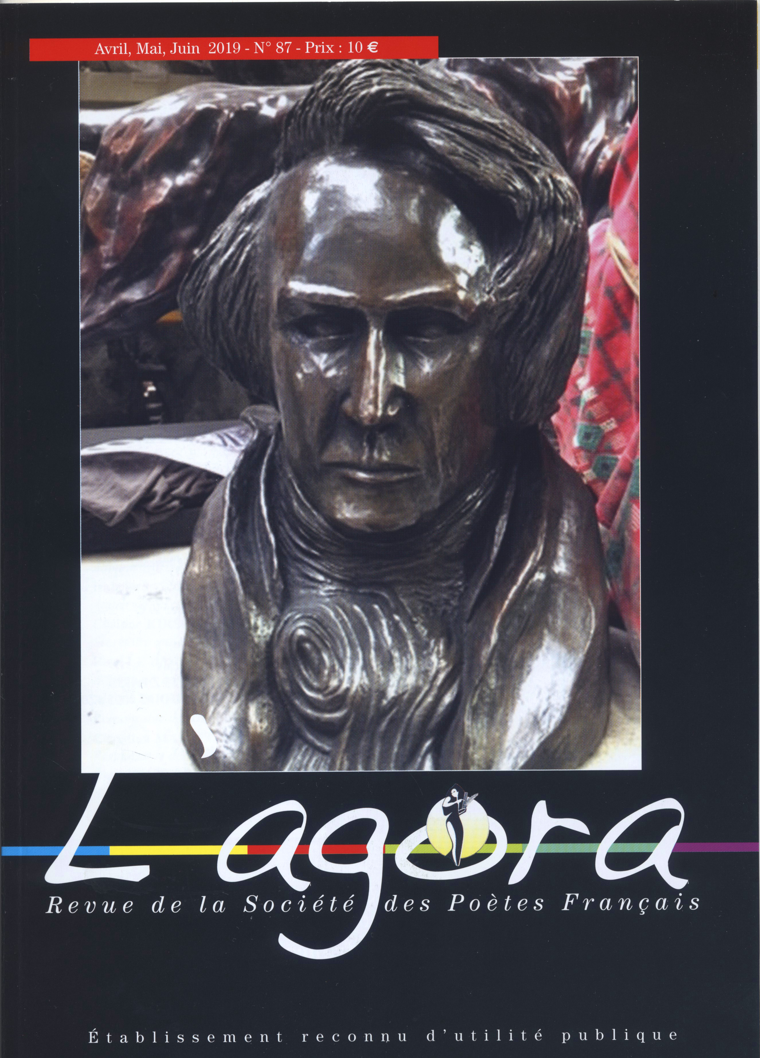 Sculpteur Peintre Et Poete Francais notre revue l'agora - societedespoetesfrancais