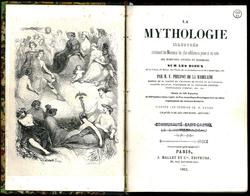 La Mythologie illustrée