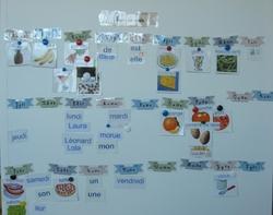 centre de l'alphabet et d'étude des mots