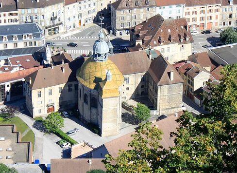 image illustrative de l'article Chapelle Notre-Dame-Libératrice de Salins-les-Bains